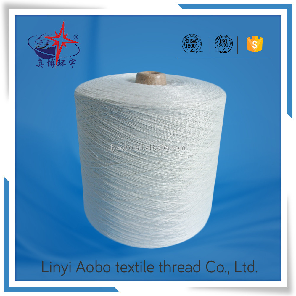 Chemical Resistance Feature and Raw Pattern raw materials sewing thread