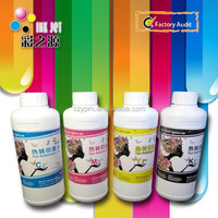 environmentally-friendly sublimation ink with cleaning solutions