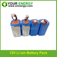 high stability long life time 14430 3.2v lifepo4 battery pack for led emergency lighting systems