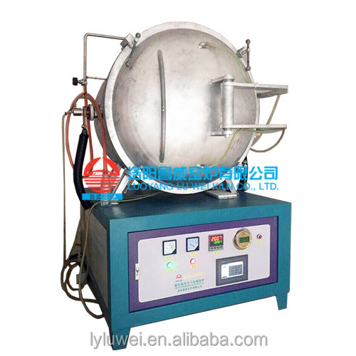Small Lab used vacuum oven heat treatment furnace