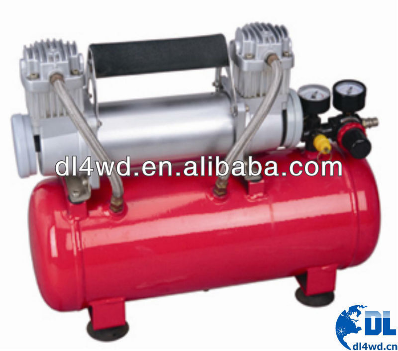 2014 Hot Sell!Mini 12v Big Red Air Compressor For Car