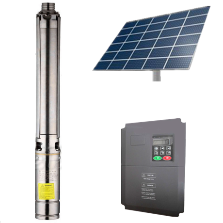 new green energy off grid solar panel water pump system with 3 years warranty