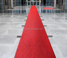 100% plastic decorative carpets/pp foldable mat/flooring carpet