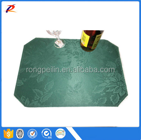 2015 new design eco-friendly silicone place mat for kids