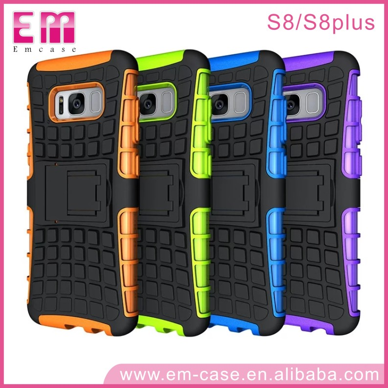 Hybrid Silicone Protective Case For Samsung S8 Phone Case Silicone,Mobile Phone Accessories