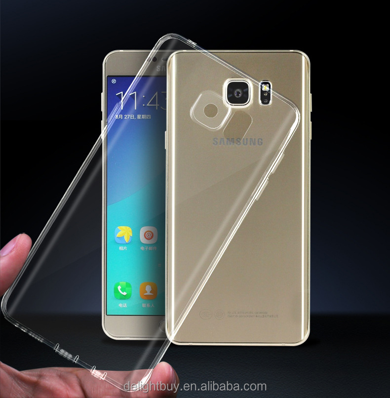 Ultra Thin clear Soft silicone TPU Case For samsung galaxy s6 CAMERA PROTECT DUST PROOF cover