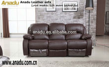 2015 hot selling sofa milano brand modem sofa sofa leather modern leather sofa 3-seater sofa living room furniture