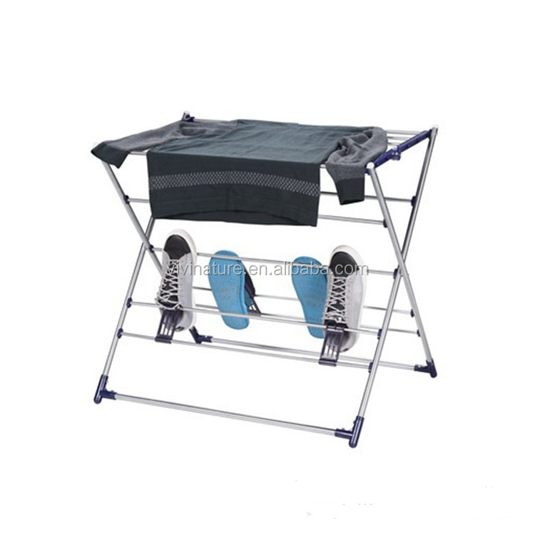 Vivinature collapsible drying rark and stand storage rack