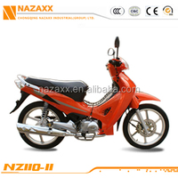 NZ110-11 2016 New 110cc Excellente Barato Fashion Adults Cub Motorcycle/ Motocicleta