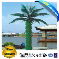 wholesale 24v led large outdoor coconut palm tree light