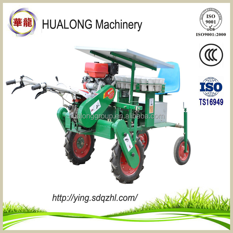 seeding transplanting machine vegetable seed planter