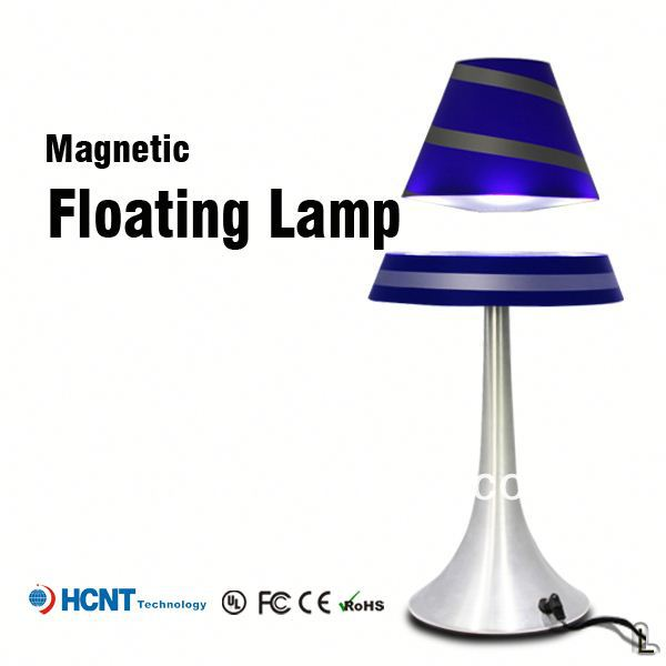 2013 New design !Magnetic floating lamp ,accurate casting lamps