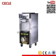 with stainless steel agitating shaft soft ice cream machine ice cream machine 5 flavors price