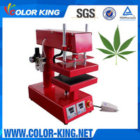 Hot New Model Dual Heating Plates Machine Pneumatic Rosin Heat Press