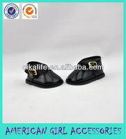 2013 Safety hot black doll footwear by CIKA