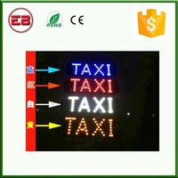 taxi signs for sale