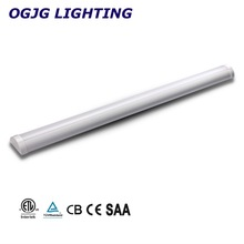 5 years warranty indoor up and down pendant lamp commercial batten fitting suspended office led linear lighting