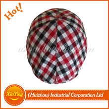 custom ivy hat old checked fashioned night cap