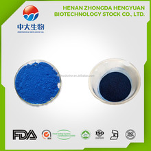 Food color Natural Spirulina Extract E18 Phycocyanin powder