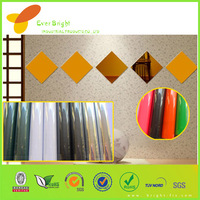 2015 hot sale self adhesive holographic film,self adhesive reflective film,mirror self adhesive film