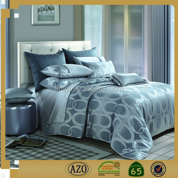 Low price useful cotton fabric 3d bed sheet set