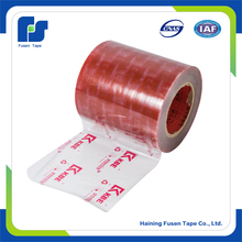 free sample top quality clear plastic protecting film adhesive
