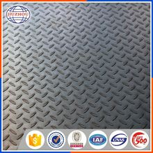 Grade A36 3mm Thick Carbon checkered Steel Plate