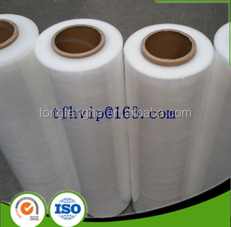 Factory Manufacture Pe Manual/Machine Operated Stretch Wrapping Film