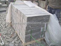 Natural Flamed Blue Paving Stone