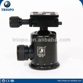 TRIOPO NBS-Series 360 Degree Ballhead
