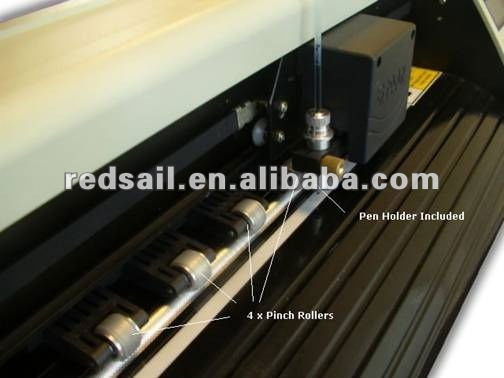 Redsail cutting plotter RS1360C 1200mm