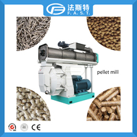 Newest designed sinking carp fish feed pellet mill with CE
