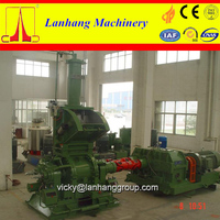 Banbury Mixer Machine with Natural rubber dispersion
