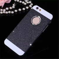 Factory Price Ultra Thin New Crystal Bling Smart Phone Case For Iphone 6