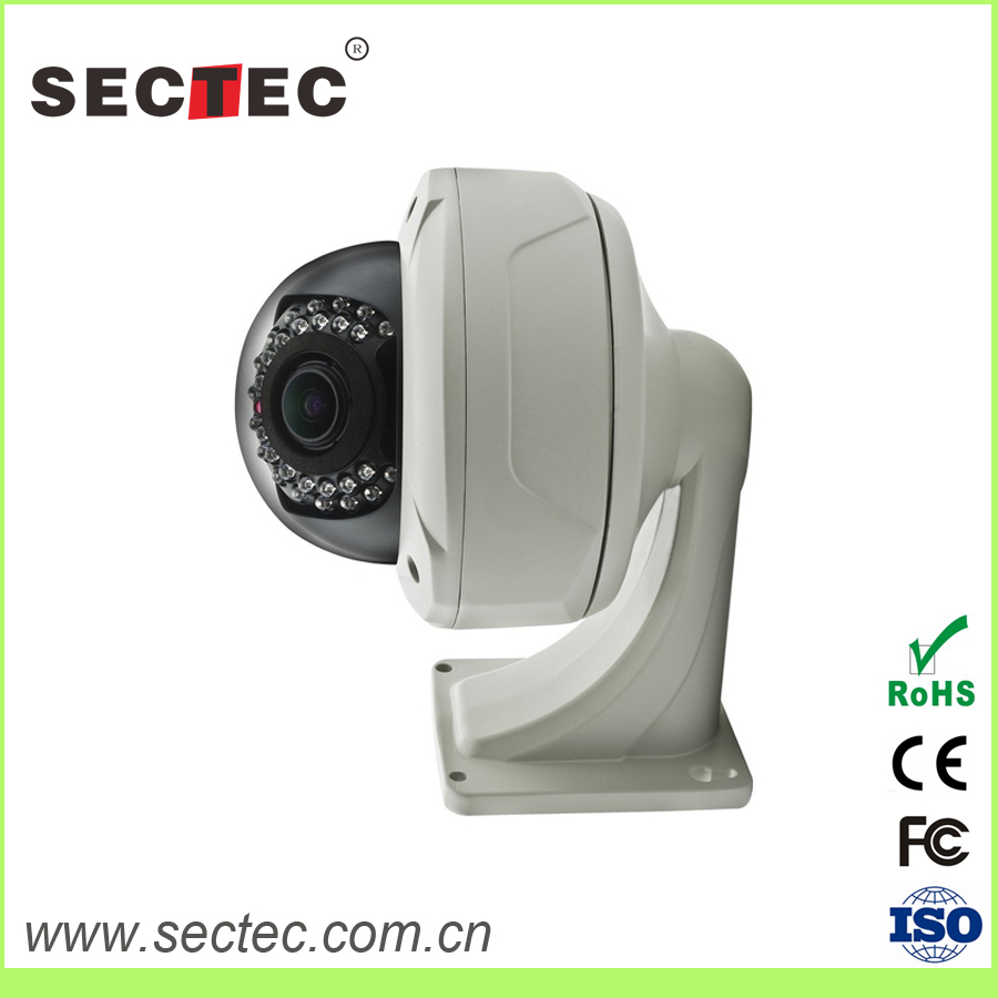 New Type 720P/960P/1080P High Definition Vandalproof CCD Zoom AHD CCTV Camera