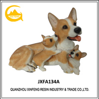 Wholesale resin dogs and puppies for sale