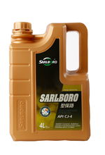Sarlboro high quality synthetic CJ-4 super diesel engine oil 10w30 15w40 20w50