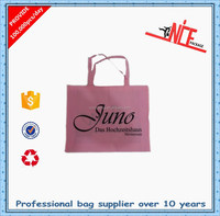 Promotional custom popular non woven shopping bag made in China
