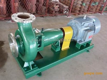 ISO Standrad Stainless Steel Factory teflon lined centrifugal pump