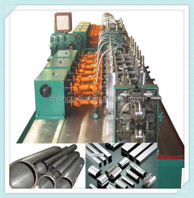 High Speed stainless steel tube machine production line and supplier