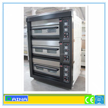 Trade Assurance! bread roaster/electric Deck bread baking oven