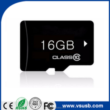 100% full capacity 8gb 16gb 32gb 64gb class 10 TF micro memory sd card for Smartphone