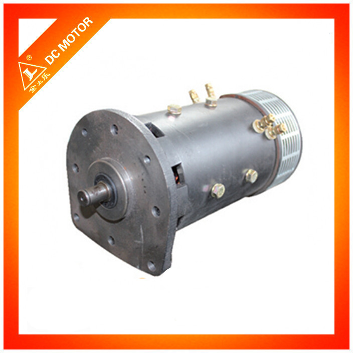 1.1kw DC Motor for Electric Vehicle High RPM