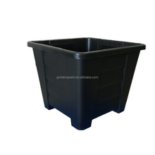 Plastic Square Flower Pot With Control Root