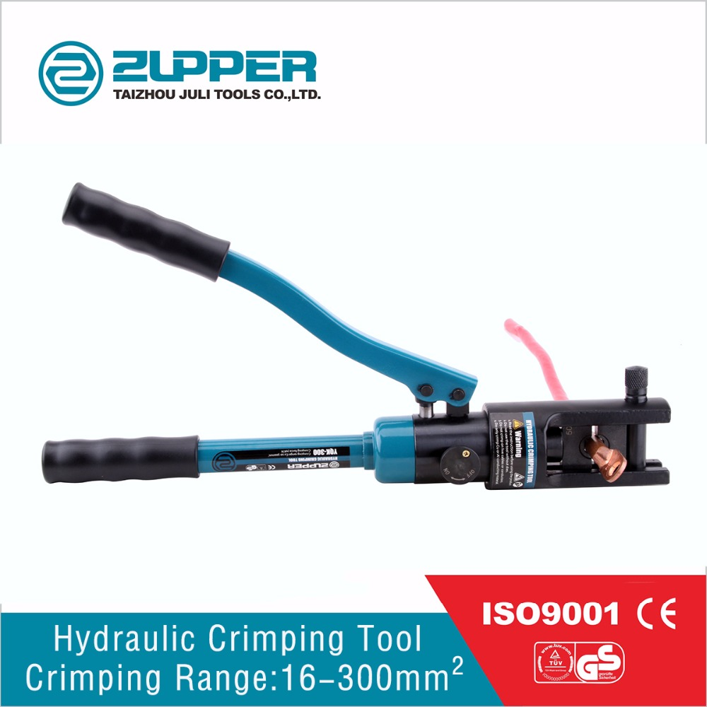 YQK-300 Hydraulic Wire Rope Crimping Tool