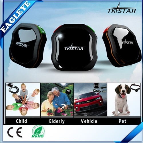 Waterproof Private Car/Vehicle Mini GPS Tracker gsm gps navigator for kids/pets With Android System Remote Control