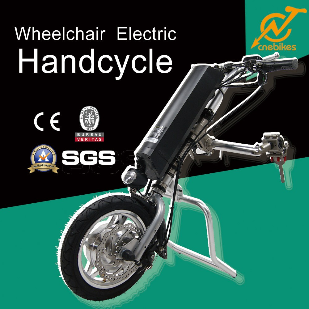 New design electric attachable handcycle for wheelchair converts With Trade Assurance