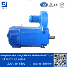 dc electric motor 480v 1000w