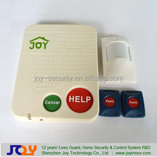 GSM Medical Alert Devices For Seniors Personal Panic Alarm
