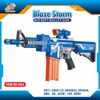 ak47 plastic sniper rifle toy gun, air soft bullet nerf gun sniper, toy sniper rifles for sale